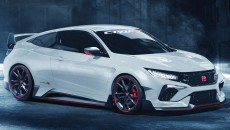 Civic Type R Concept Cover Image