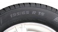 General Euro Star Tyre Sidewall
