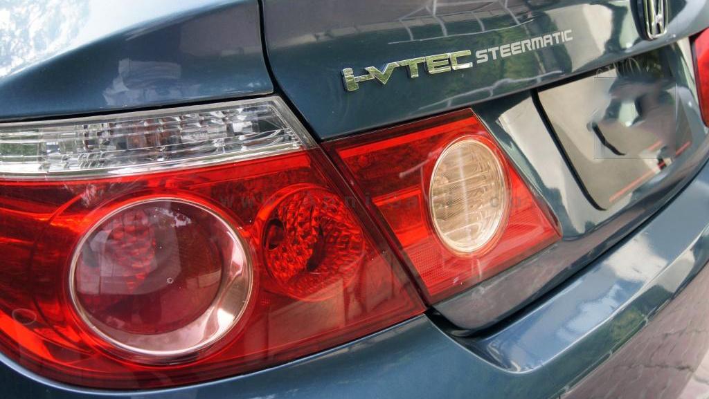 Honda City Steermatic