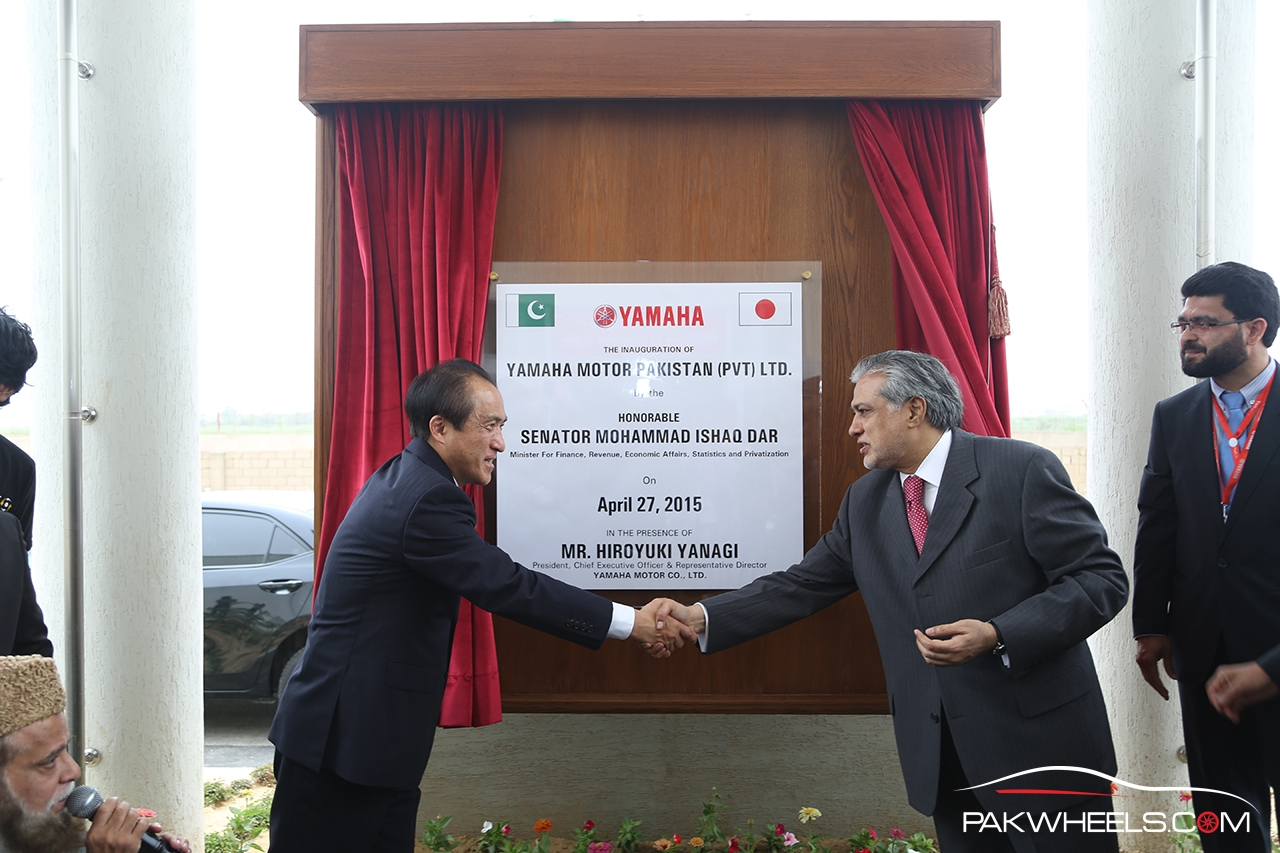 Yamaha Bikes in Pakistan Launched  (1)