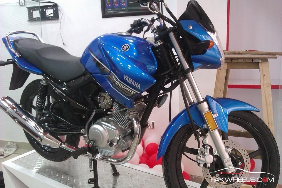 Yamaha Bikes in Pakistan Launched (3)