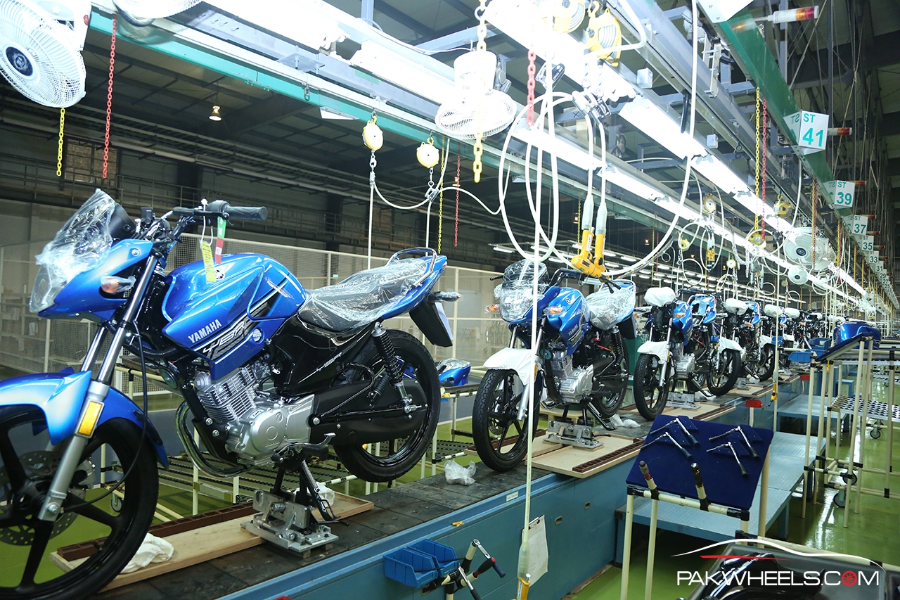 Yamaha Bikes in Pakistan Launched  (6)