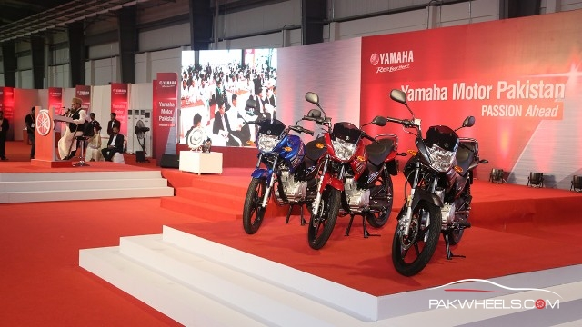 Yamaha Bikes in Pakistan Launched  (7)