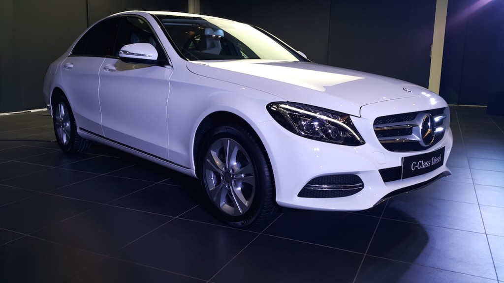 2015-Mercedes-C-Class-Diesel-launch-front-three-1024x576