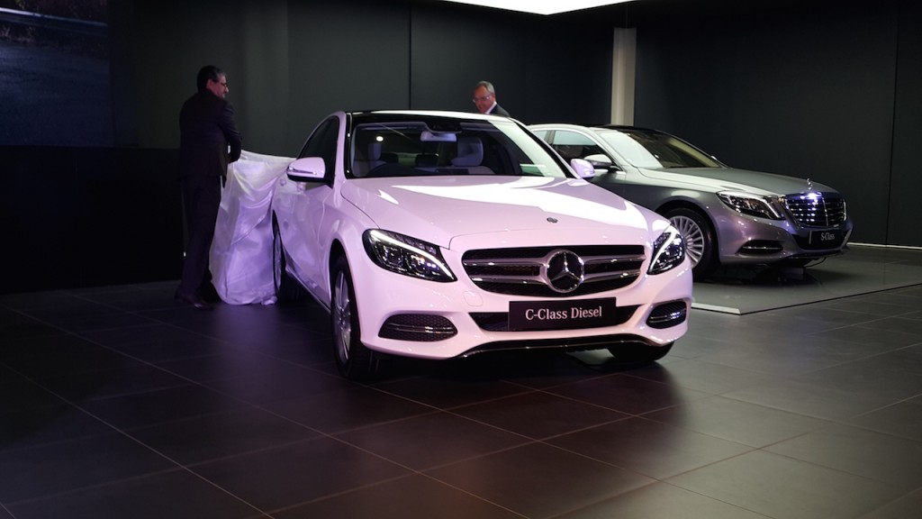 Mercedes Benz C Class 2018 Prices in Pakistan and Reviews