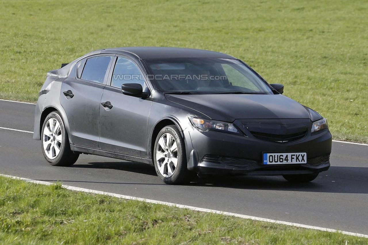 2016 Honda Civic Spy Shots (1)