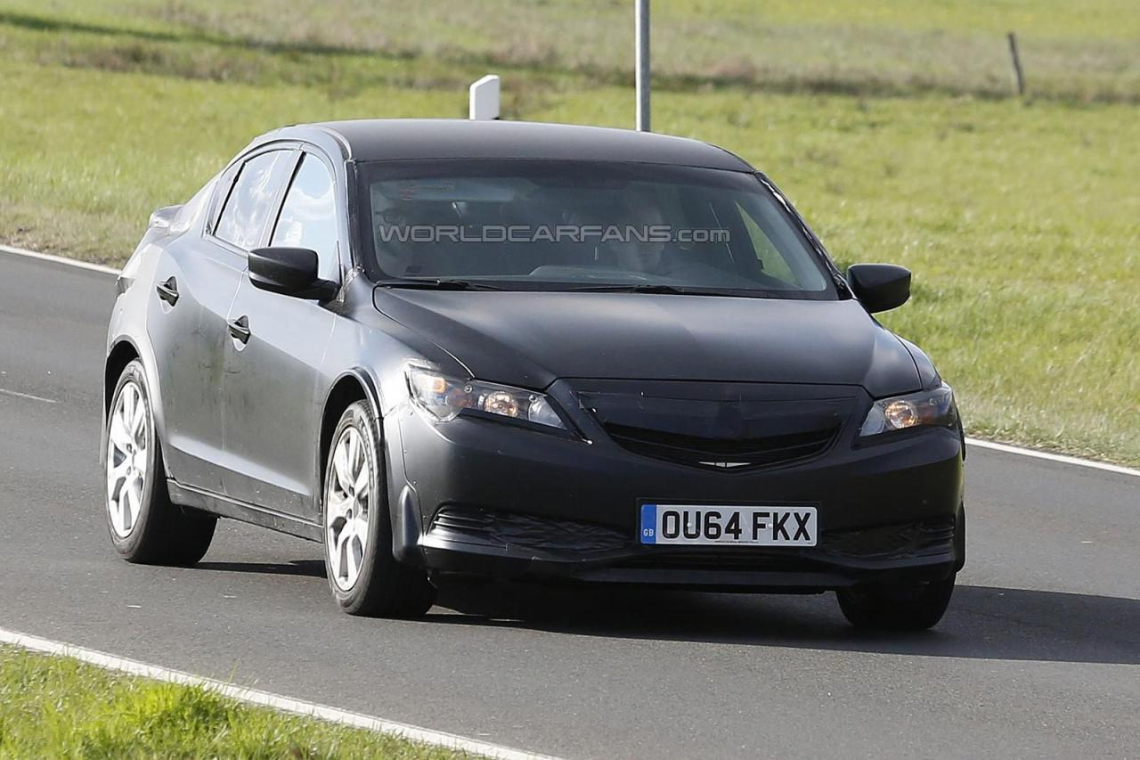 2016 Honda Civic Spy Shots (5)