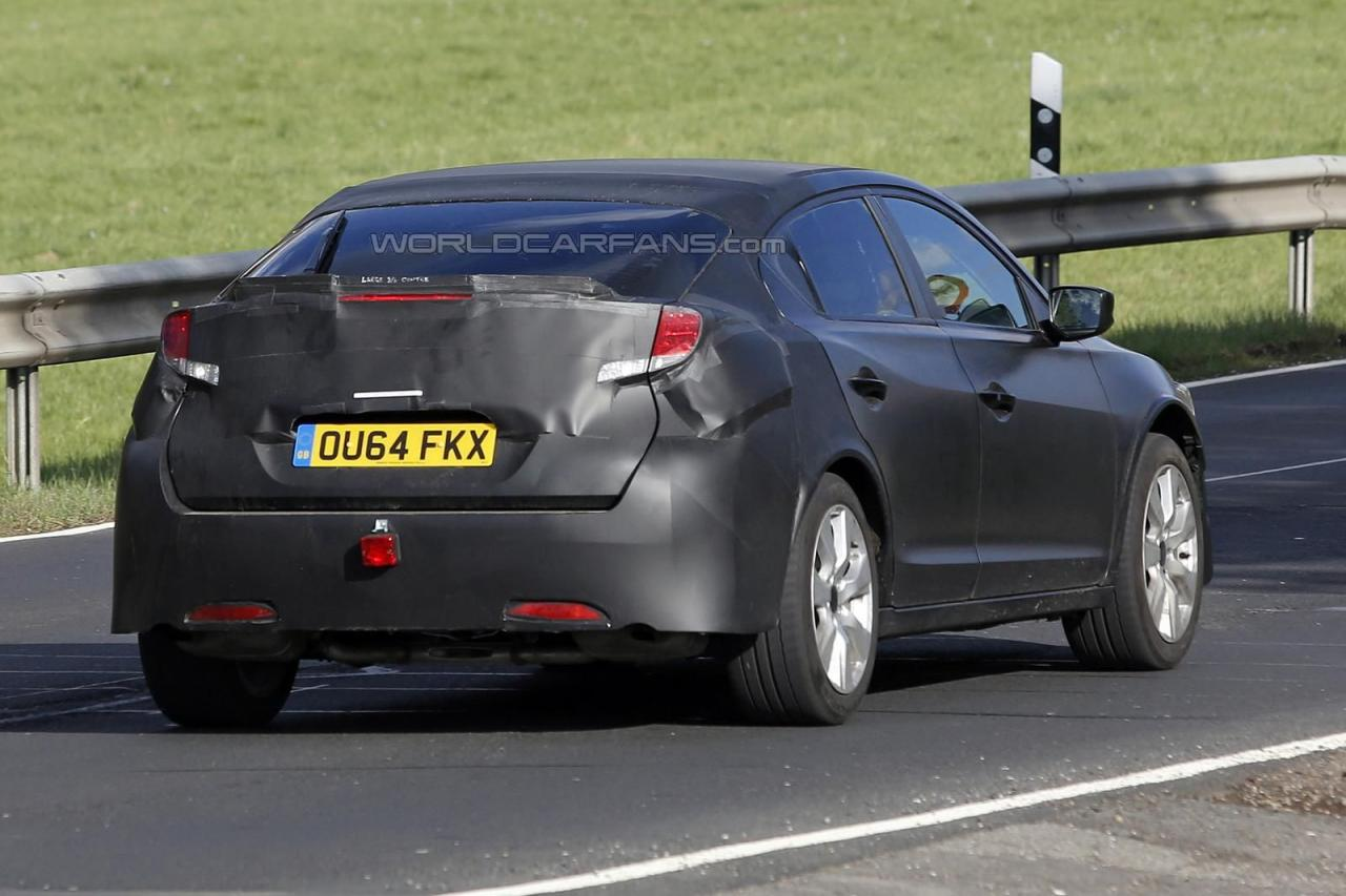 2016 Honda Civic Spy Shots (6)
