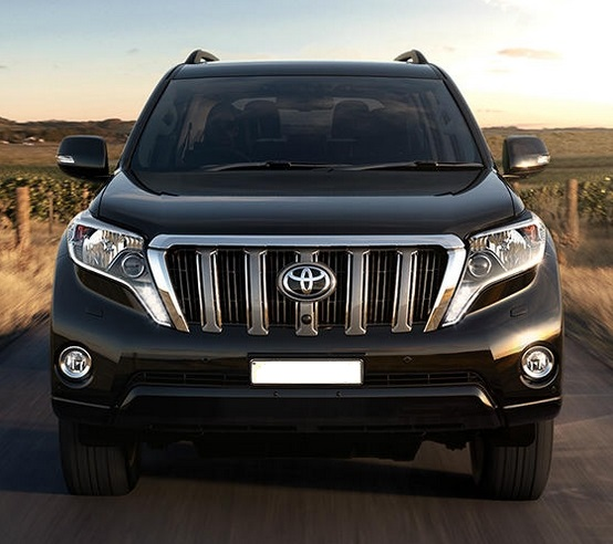 Used Toyota Prado for Sale in Pakistan