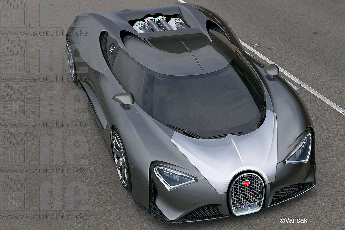 successor to bugatti veyron will produce 1500 horsepower. Black Bedroom Furniture Sets. Home Design Ideas