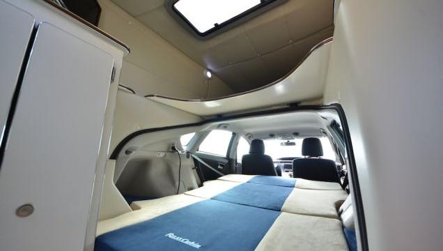 Prius cabin 1