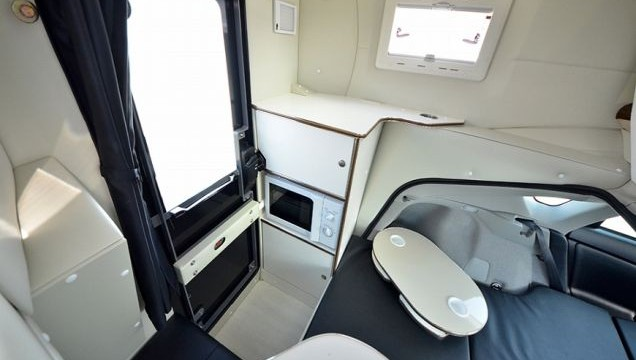 Prius cabin 2