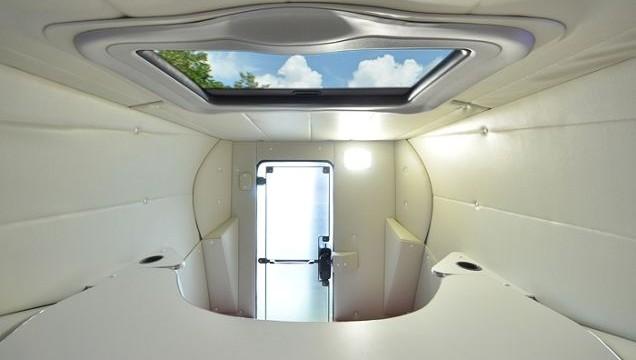 Prius cabin 4
