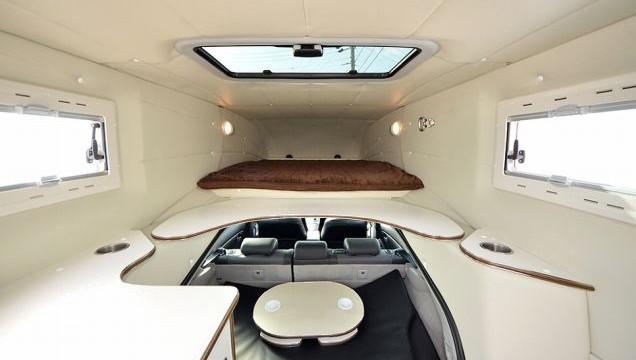 Prius cabin 5