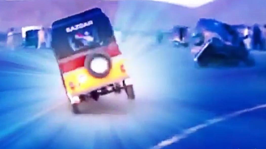 Quetta Rickshaw