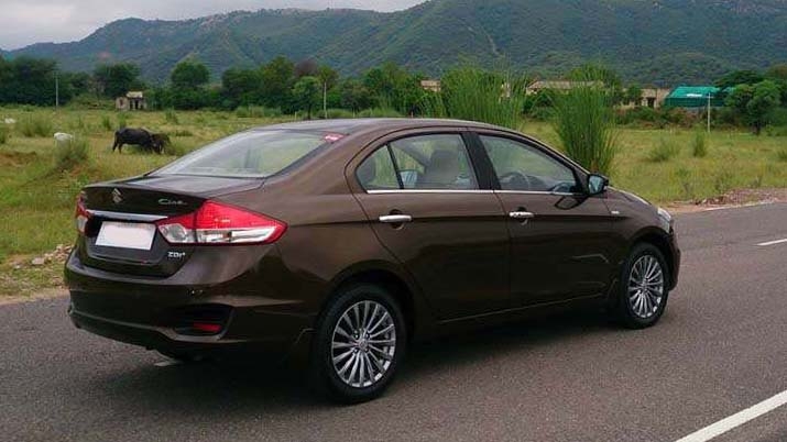 Pak Suzuki Should Introduce Suzuki Ciaz In Pakistan