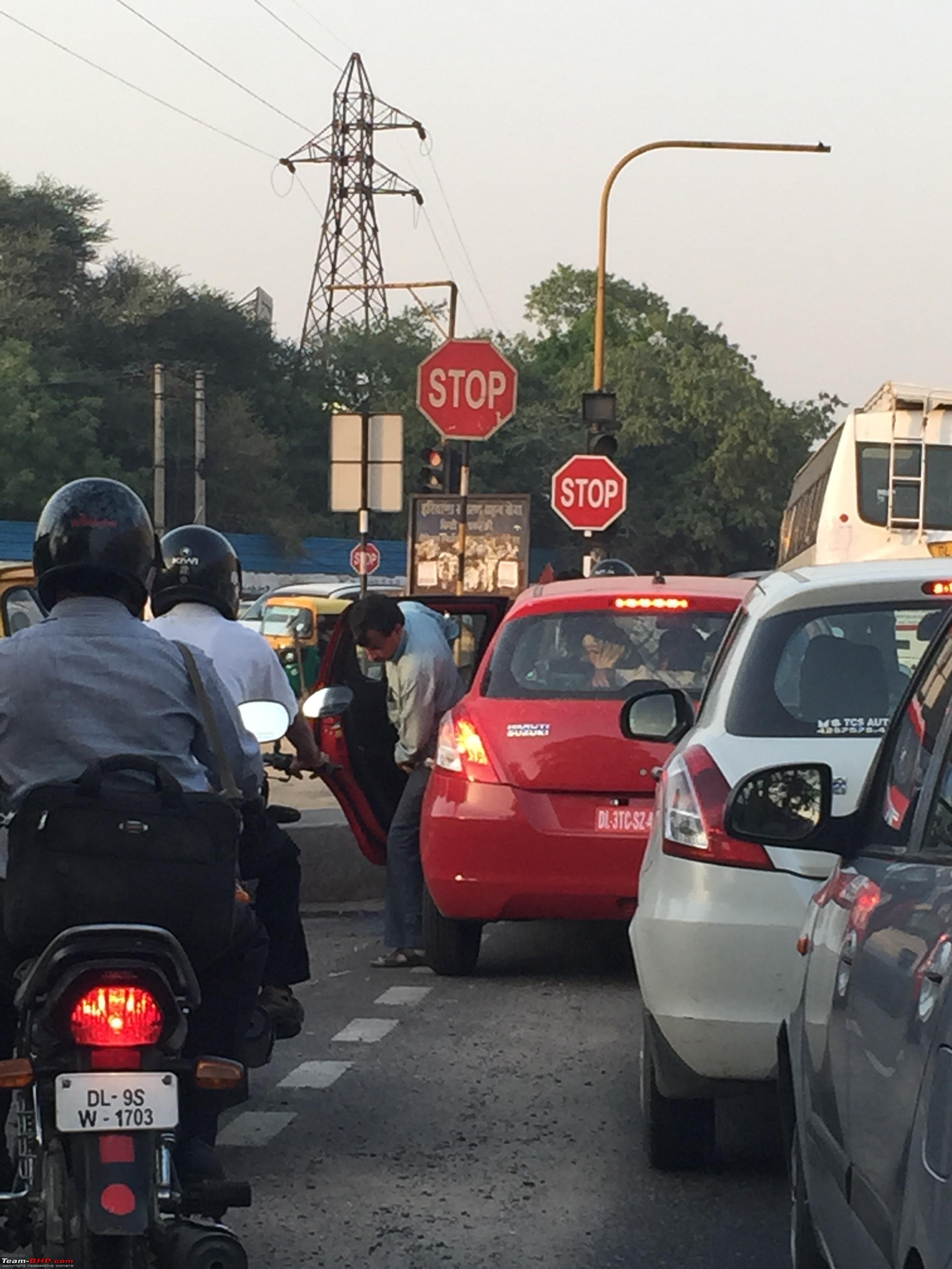 Suzuki Swift Used As Taxi (2)