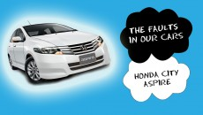The Faults In Our Cars - Honda City Aspire