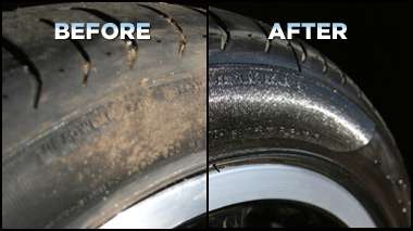 before-after-tire-wet-wax