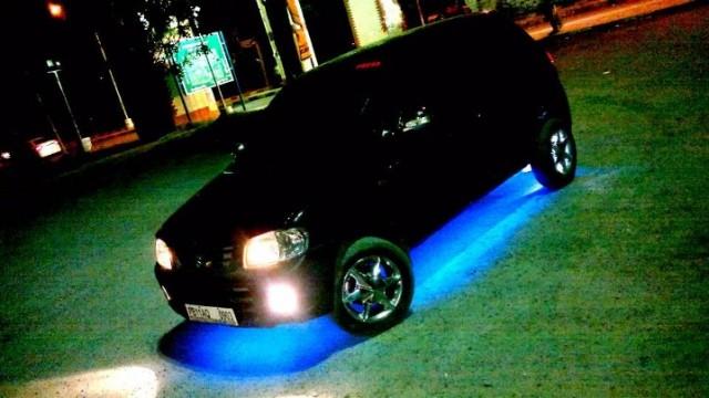 modified alto car