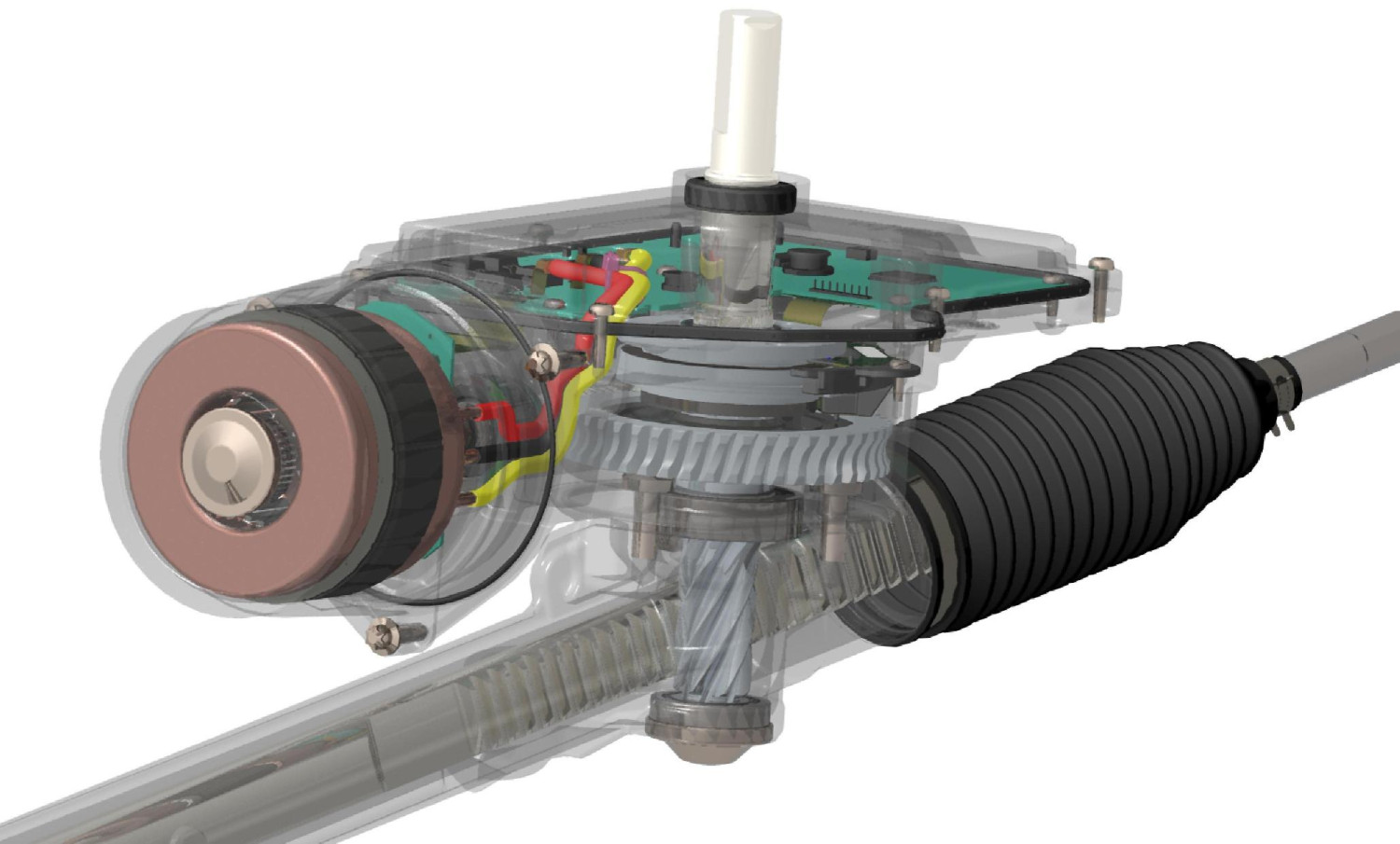 This Is How An Electric Power Steering Makes Steering