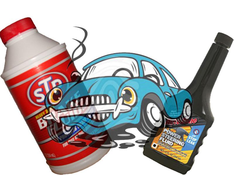 brake-steering-fluid