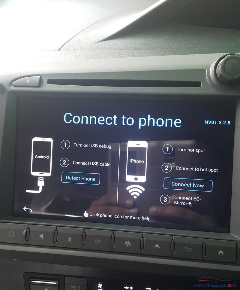 Honda Navigation Unit