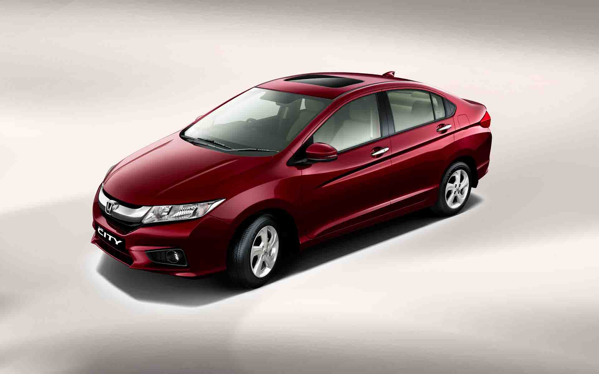 Honda City on 2017 Honda Accord Sedan Hybrid