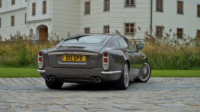 David Brown Speedback GT back