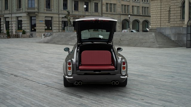 speedback gt benchseat