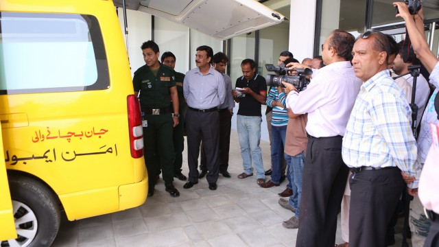 Aman Foundation Ambulance  (4)