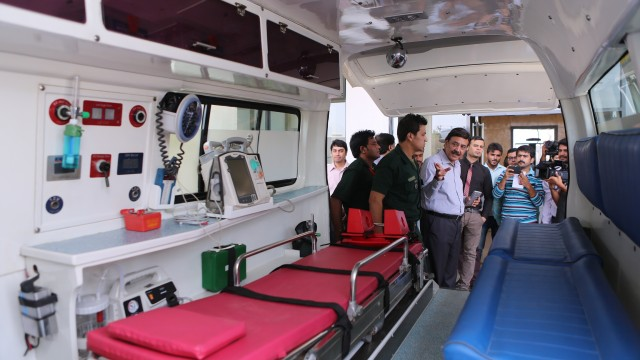 Aman Foundation Ambulance  (5)