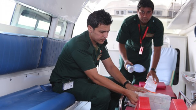Aman Foundation Ambulance  (6)