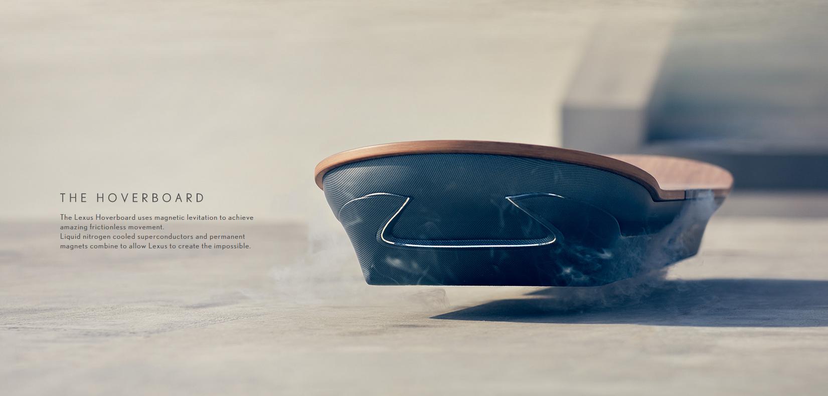 Slide-Lexus-Board