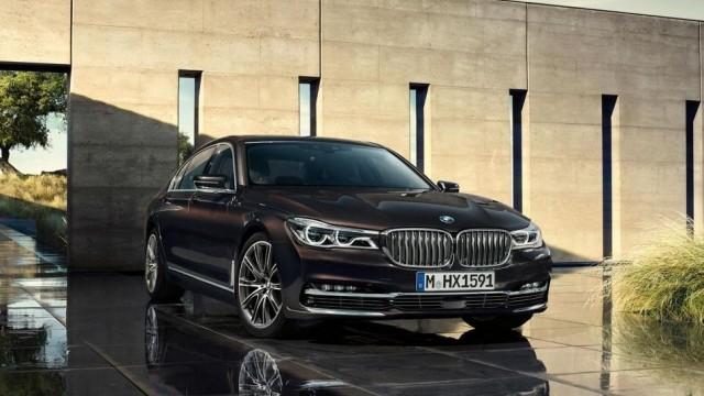 BMW 7 series 5