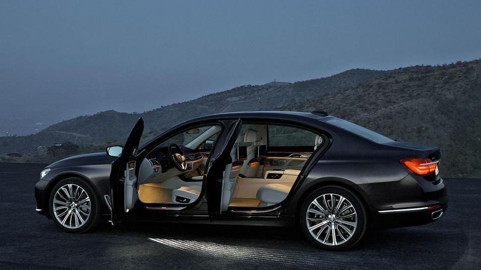 BMW 7 series 7