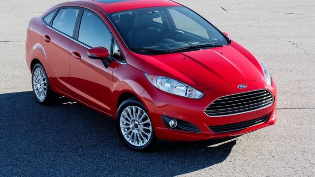 Ford Fiesta Sedan 2014