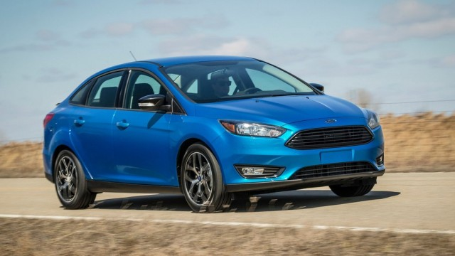 Ford Focus Sedan 2015