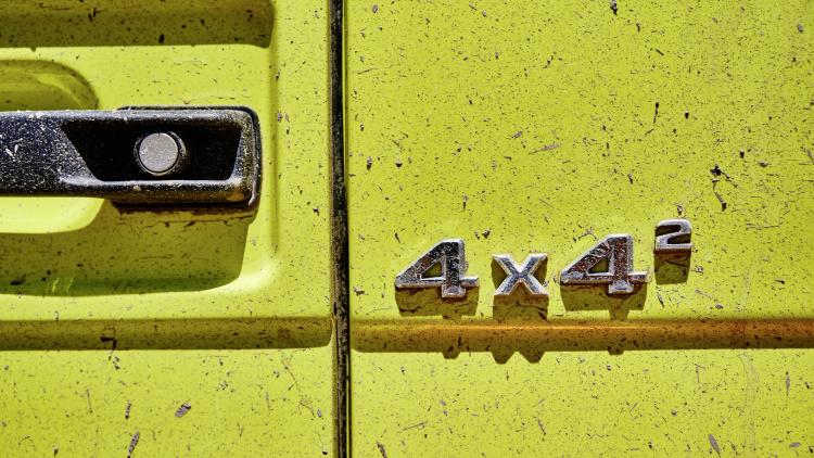 G500 4x4 5