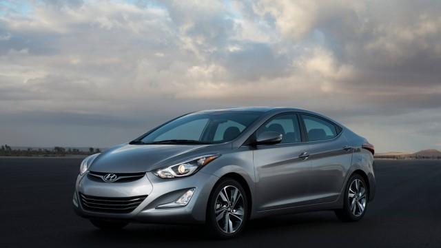 Hyundai ElantraSedan 2014