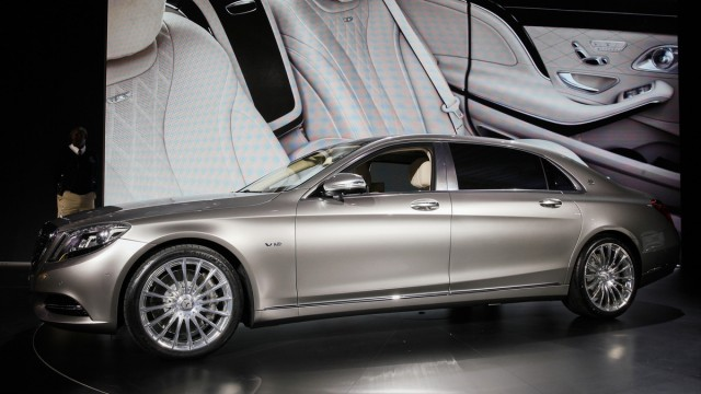 Maybach China