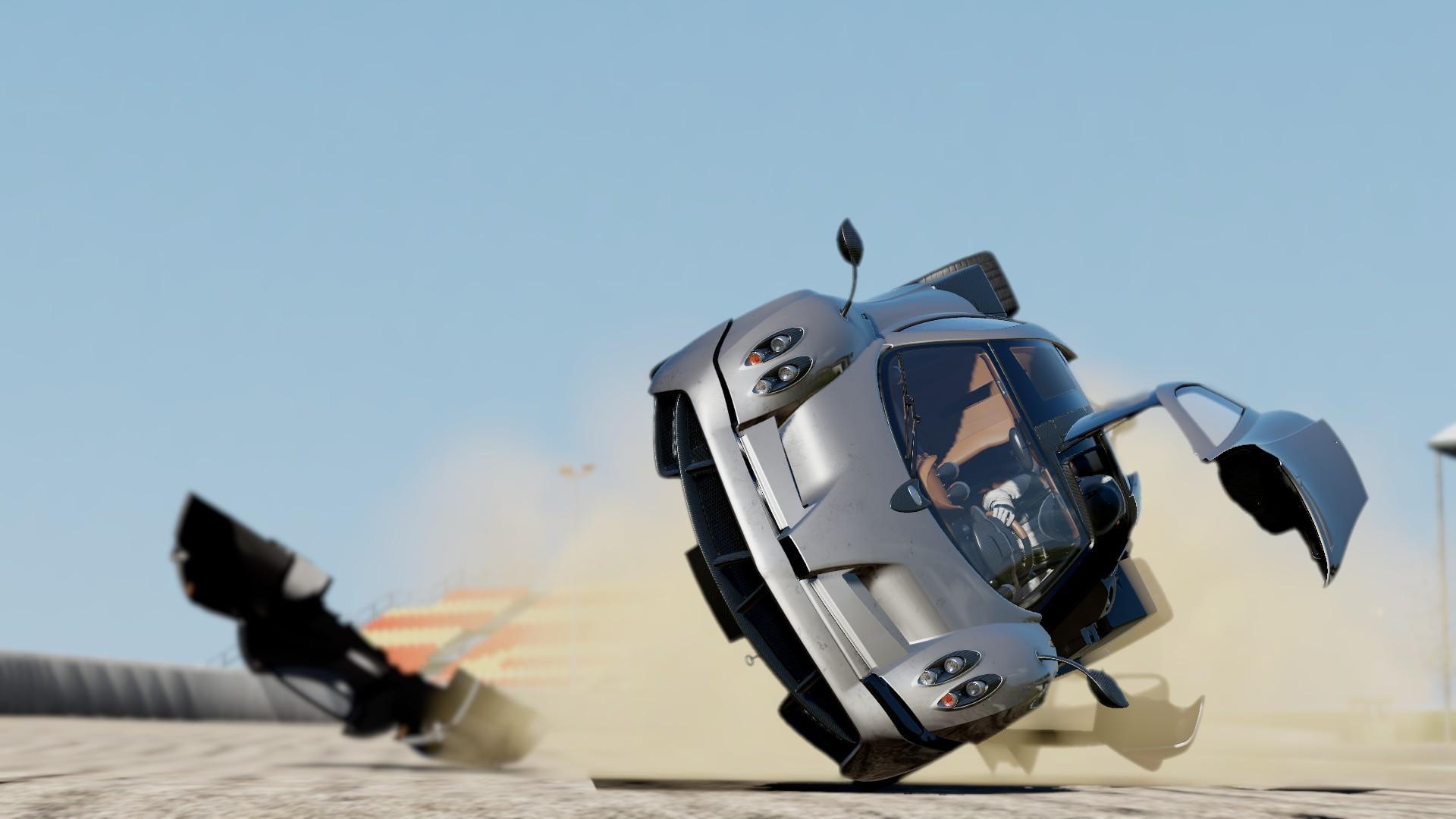 Top 5 Worst Supercar Crashes Pakwheels Blog