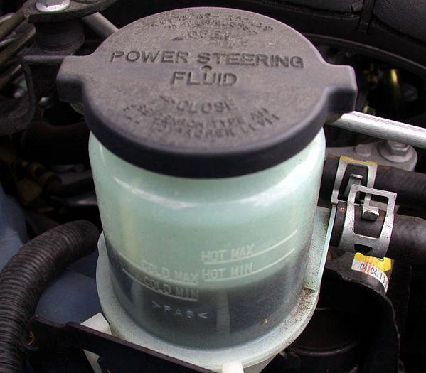 Power steering fluid 1