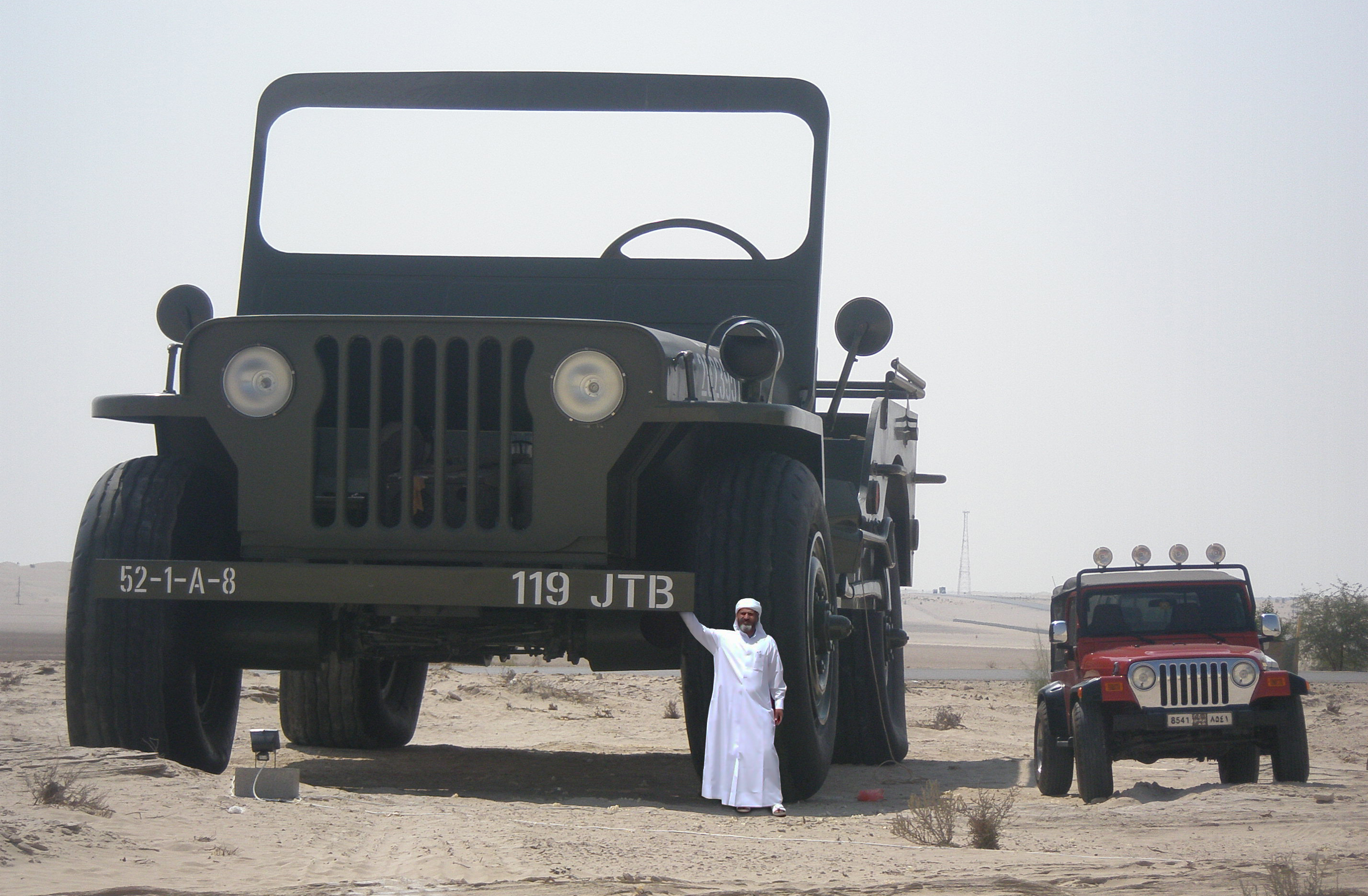 2015 Jeep Willys >> Top 5 Biggest Car Collections In The World - PakWheels Blog