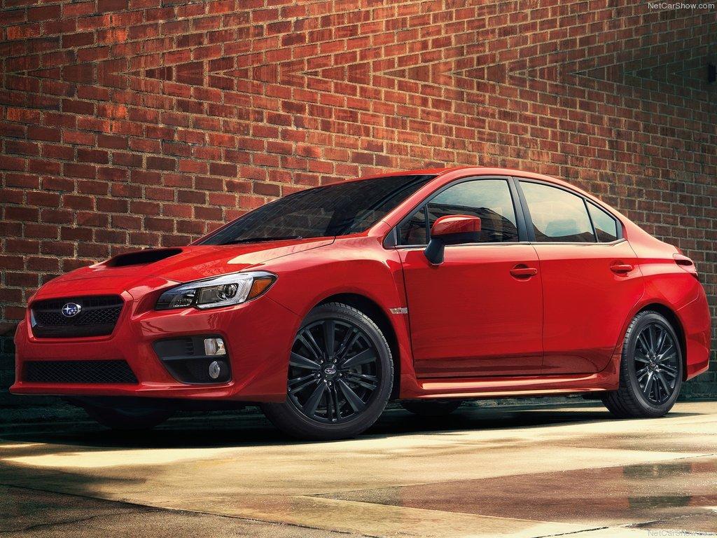 Subaru Impreza WRX 2015