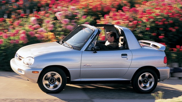 Who Are Suzuki Cars Made By