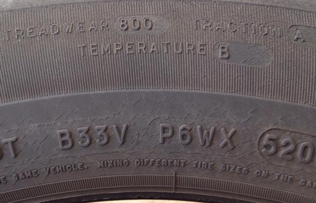 temp tire