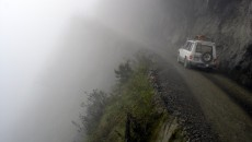 10.North Yungas RoadBolivia