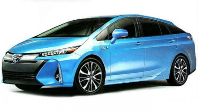 Last Month We Reported About Masked Car That Pretty Much Looked Like A Toyota Prius Spotted In Thailand And Could Potentially Be The 2016 Model Of Ever