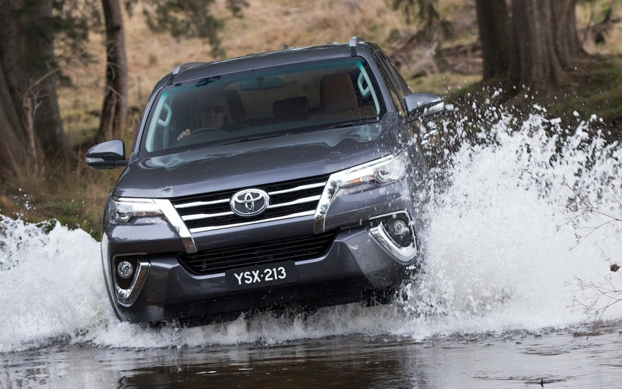 Pictures: 2016 Toyota Fortuner Officially Revealed